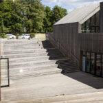 Amfiteatr SDK - widok na ul. Bacha